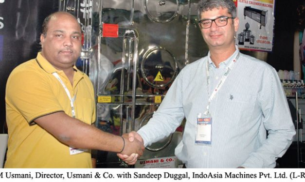 Indo Asia joins hands with Usmani for pre and post processing machine