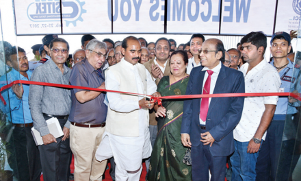 SITEX 2017 – Introduces state-of-the-art textile machinery for Surat cluster