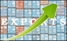 Robust double digit growth in exports shows capabilities of export sector