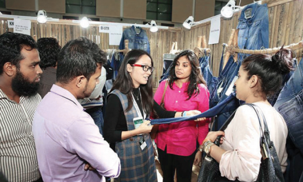 Bangladesh Denim Expo  Buyers express satisfaction