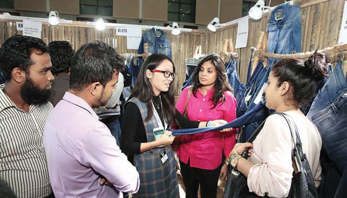 Bangladesh Denim Expo  Buyers express satisfaction