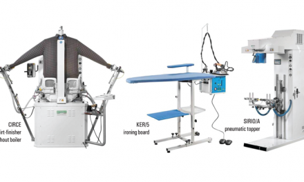Battistella semi-professional and industrial ironing equipments