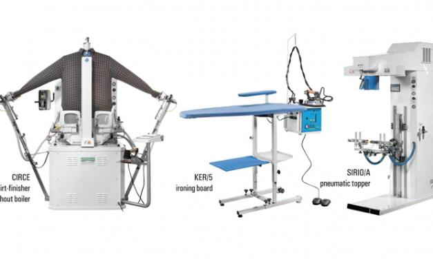 Battistella semi-professional and industrial ironing equipments