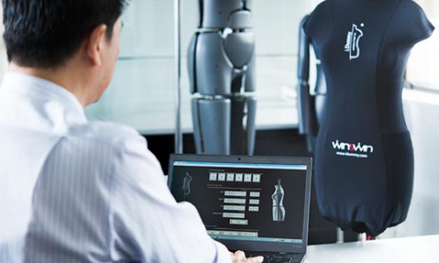 i.Dummy: Intelligent robotic technology revolutionizing fashion industry