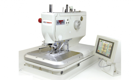 Speciality industrial sewing machines by AMF Reece