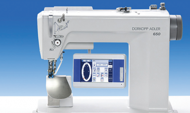Dürkopp Adler automatic sewing equipments