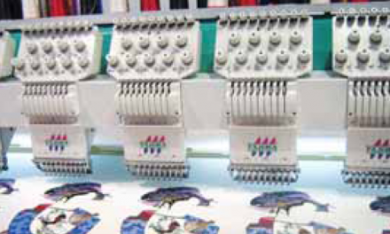 Classify the fault Defects due to embroidery