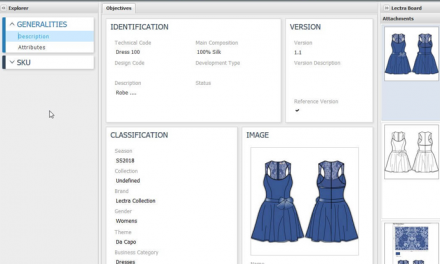 Lectra Fashion PLM gears fashion companies up for fourth industrial revolution
