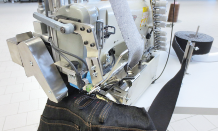 Some of the latest apparel manufacturing technologies