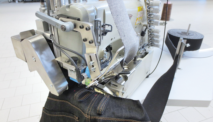 garment manufacturing technology Manufacturing technology on the apparel industry in the past three decades this is used to speculate on what technology will do to this global manufacturing activity in the foreseeable future, which means, in common.