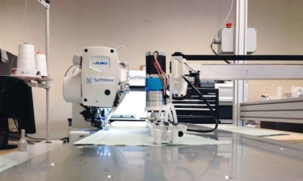 Sewbots filling automation gap in garment manufacturing