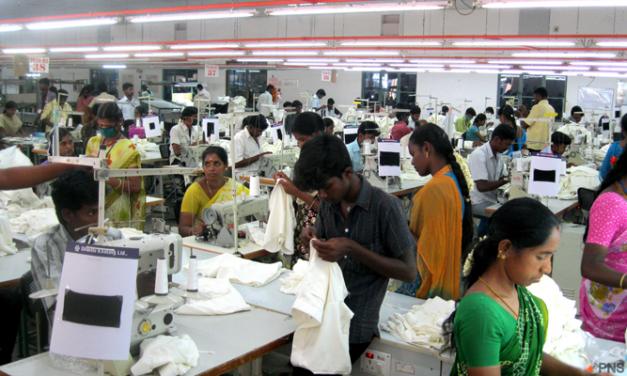 Tirupur may achieve Rs. 40k cr export target