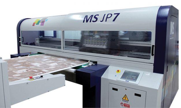 Orange O Tec sells over 100 MS digital textile printing machines