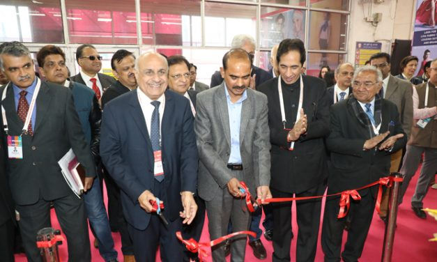 Ajay Tamta, Minister of State (MoS) for Textiles, inaugurates 60th edition of India International Garment Fair