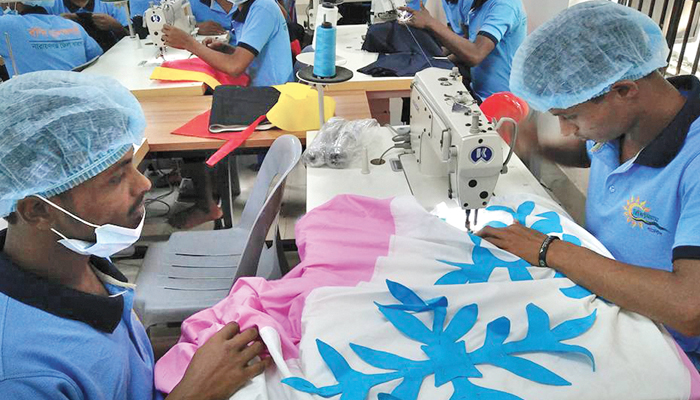 Bangladesh opens first-ever garment factory for prisoners - Apparel