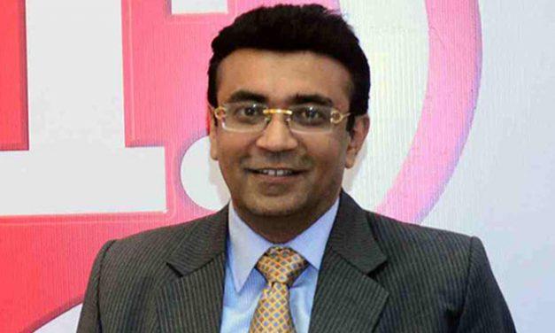 """CITI Chairman Sanjay Jain awarded """"Global Business Award"""""""