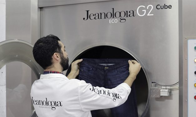 Jeanologia saves equivalent of one year's worth of human water consumption