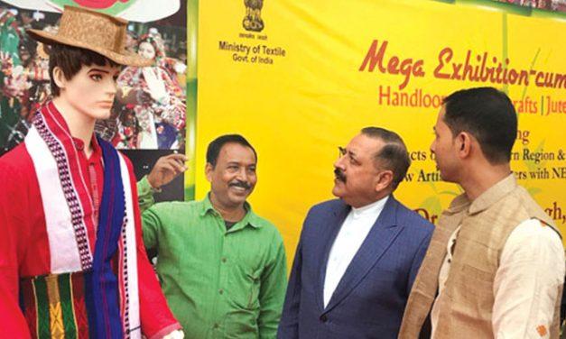 Northeast handicraft cum handloom expo kicks off in Manipur