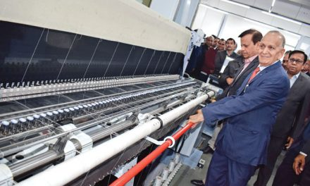 Saurer and Shiv Shakti join hands to bring new era of embroidery in India