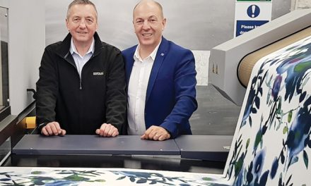 Standfast & Barracks invests in digital textile with Durst