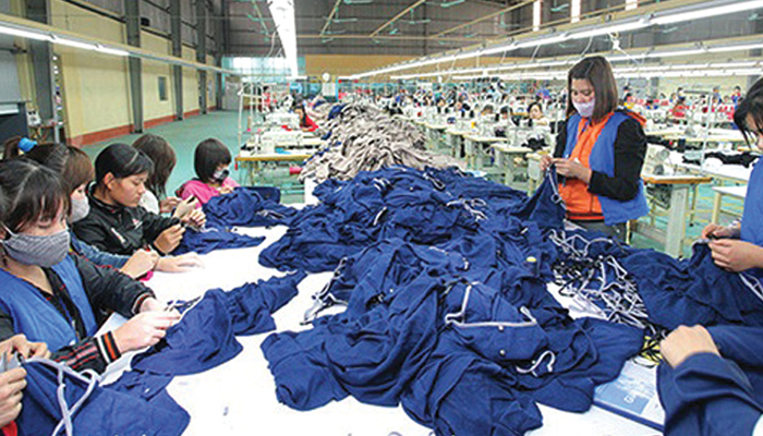 VN garment industry eyes to achieve $34bn export target