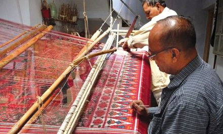Weavers awaits official  notification on increased  import duty on MMF fabrics