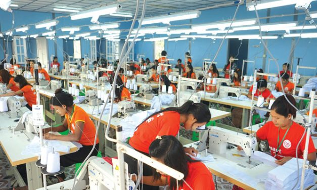Importance of lighting in your garment factory