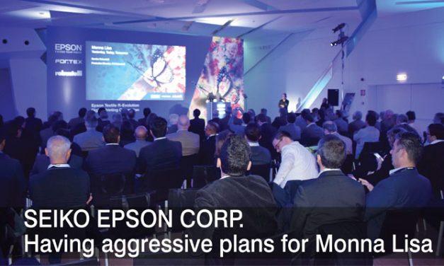 Seiko Epson Corp. Having aggressive plans for Monna Lisa