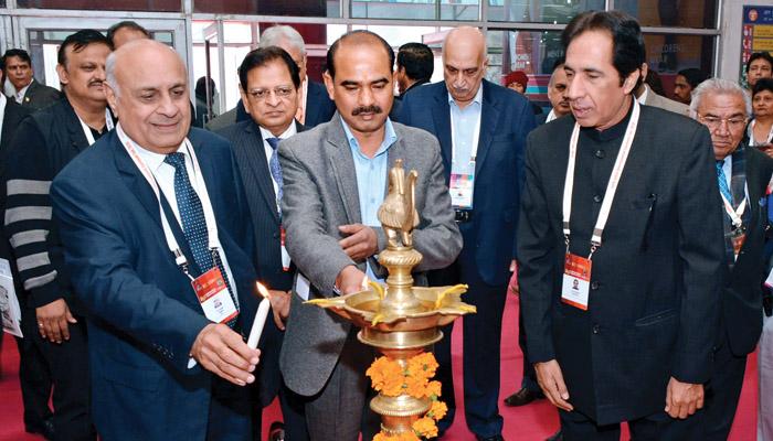 60th edition of India International Garment Fair held in New Delhi