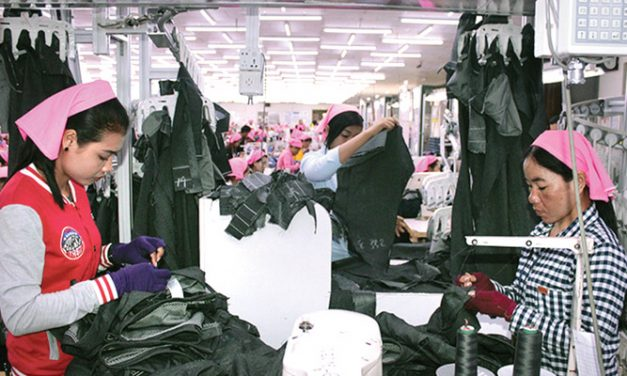 Garment wages soar in Cambodia