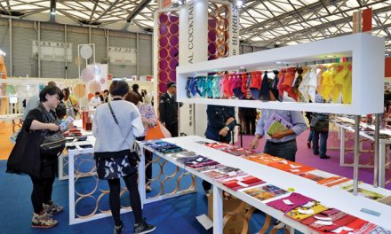Innovation and new-season styles added to heritage brands' collections at Intertextile Shanghai