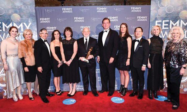 Lycra receives Femmy Diamond Jubilee Award