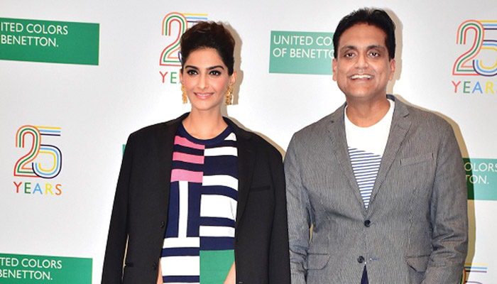United Colors of Benetton Kicks off 25th anniversary celebrations