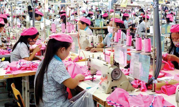 Vietnam textile exports to China rising