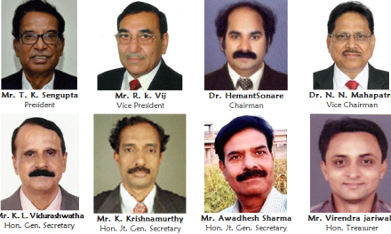 TK Sengupta elected President TAI