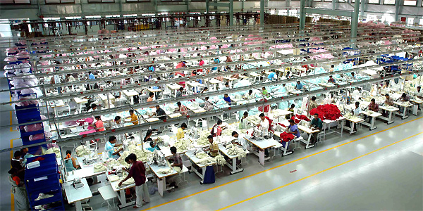Bangladesh apparel workers receive lowest wage in Asia