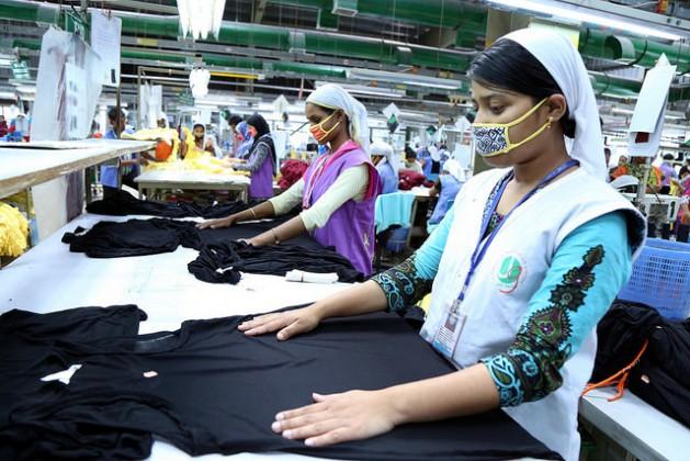 Women's participation in RMG workforce declines