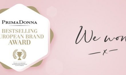 PrimaDonna named best-selling European lingerie brand