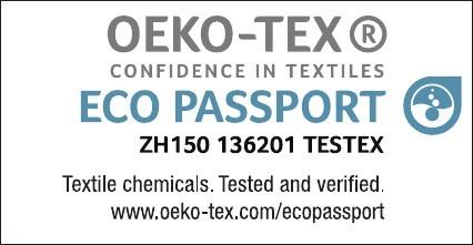 Sensient® ElvaJet Opal SC Awarded Eco Passport