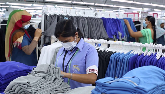 Apparel Production Dips 10 Months In A Row