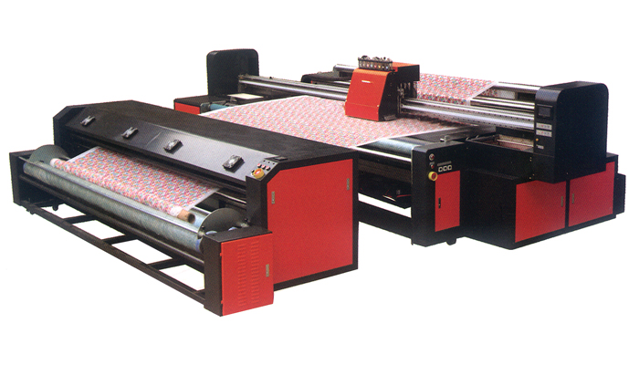 Color Pixel launches high accuracy digital printing system for embroidered fabric
