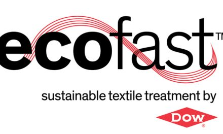 ECOFAST textile treatment technology by Dow Chemical