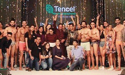 Lenzing showcases TENCEL™ Intimate at Intimasia 2018