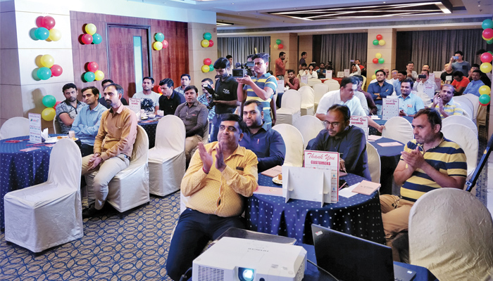 Aura Embrolution 2018 held successfully
