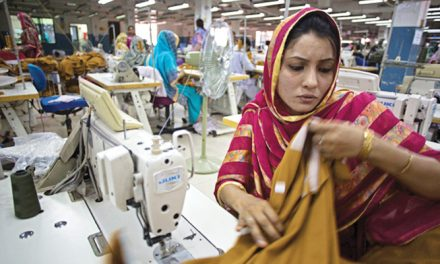 Pak textile exports up 7.2 per cent to $8.8 bn