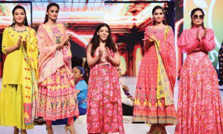 "Solunaris organises ""YOU-NIQUE"" fashion show in Ahmedabad"