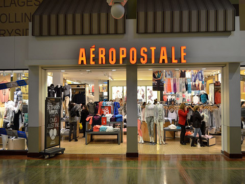 US-based Aeropostale eyes Rs. 500 cr from India in next 3 years
