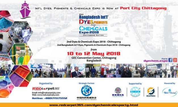 3 Day, International Garment & Textile Machinery concludes