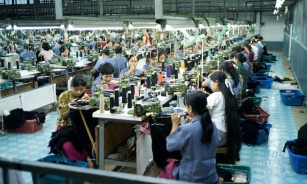 April exports shows downward trend in labour-intensive sectors
