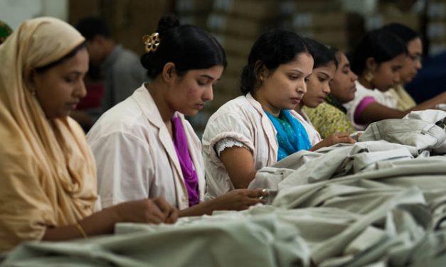 Bangladesh exports grew 7.11 percent in April
